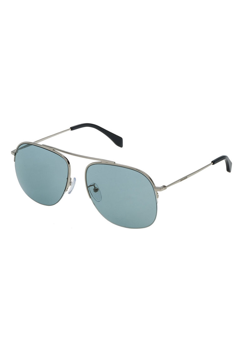 Ochelari de soare unisex cu rama metalica imagine fashiondays.ro Zadig & voltaire