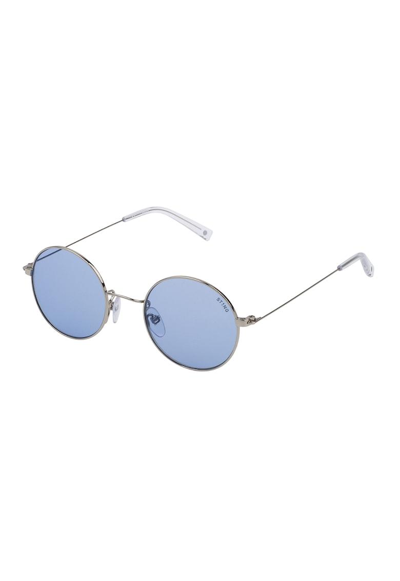 Ochelari de soare unisex rotunzi imagine fashiondays.ro STING