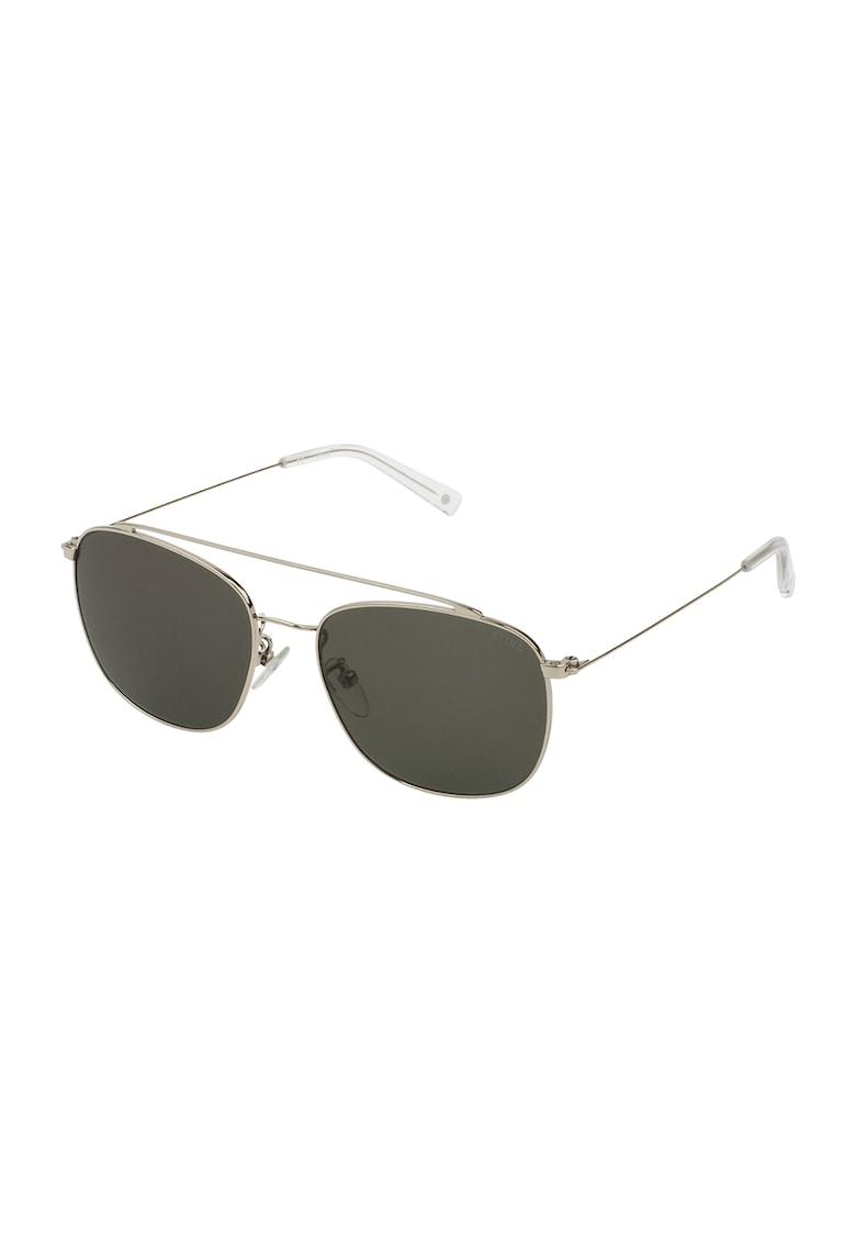 Ochelari de soare aviator cu logo discret imagine fashiondays.ro STING