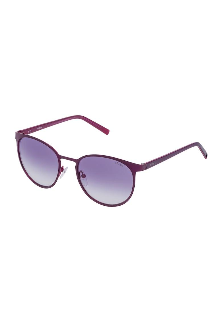 Ochelari de soare unisex cu lentile in degrade imagine fashiondays.ro STING