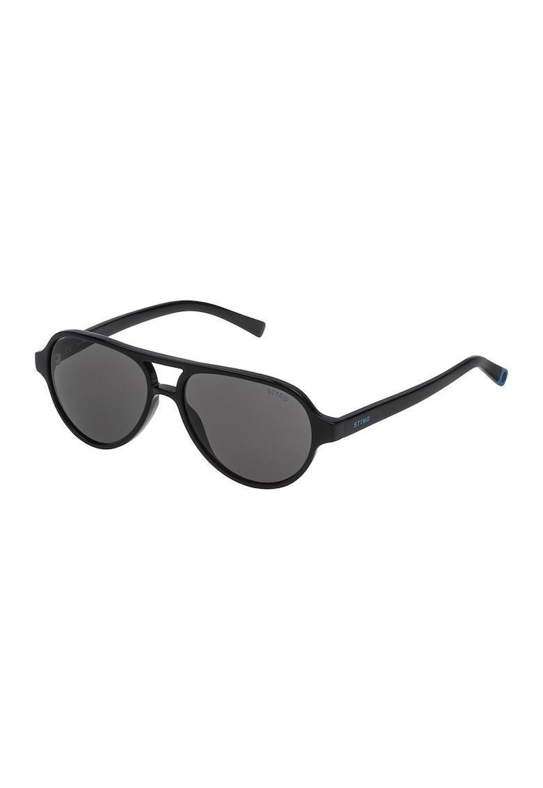 Ochelari de soare aviator cu lentile uni imagine fashiondays.ro STING