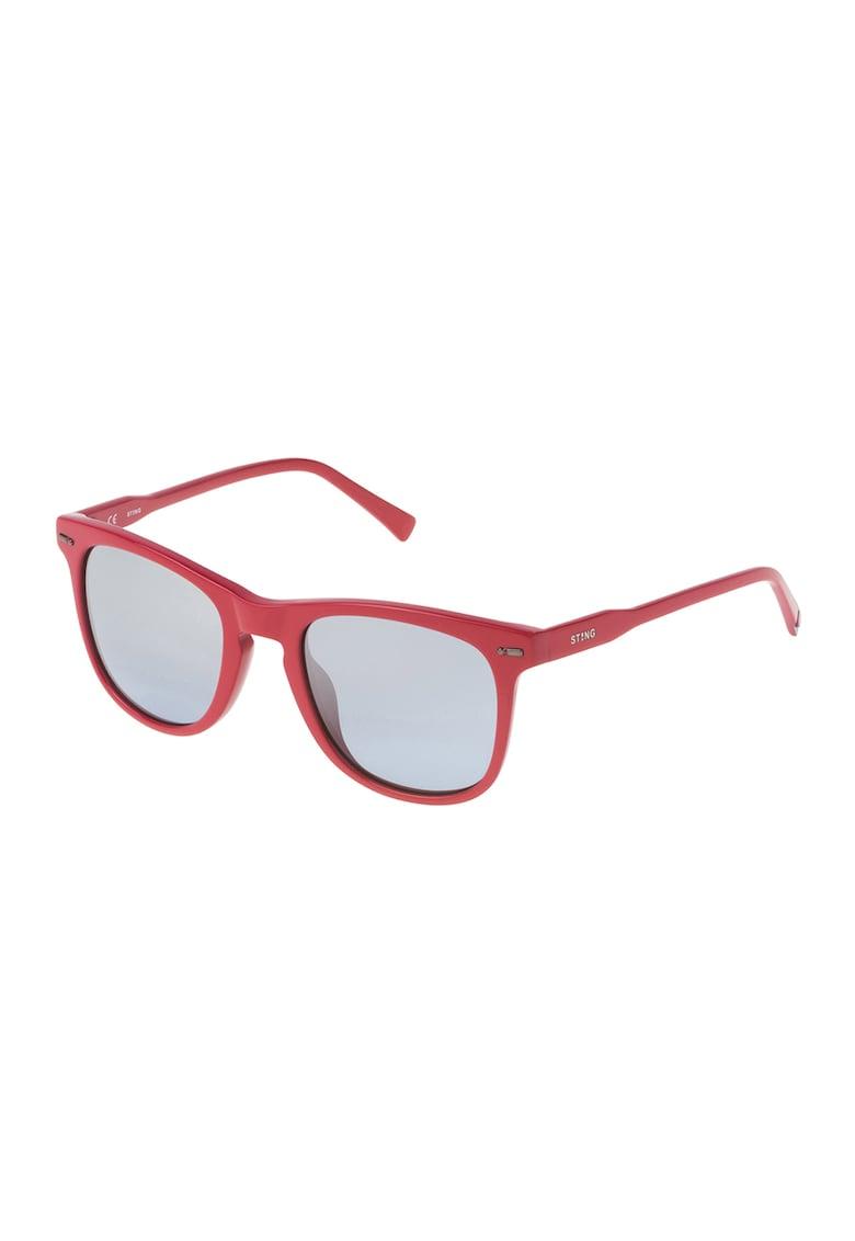 Ochelari de soare unisex cu lentile uni imagine fashiondays.ro STING