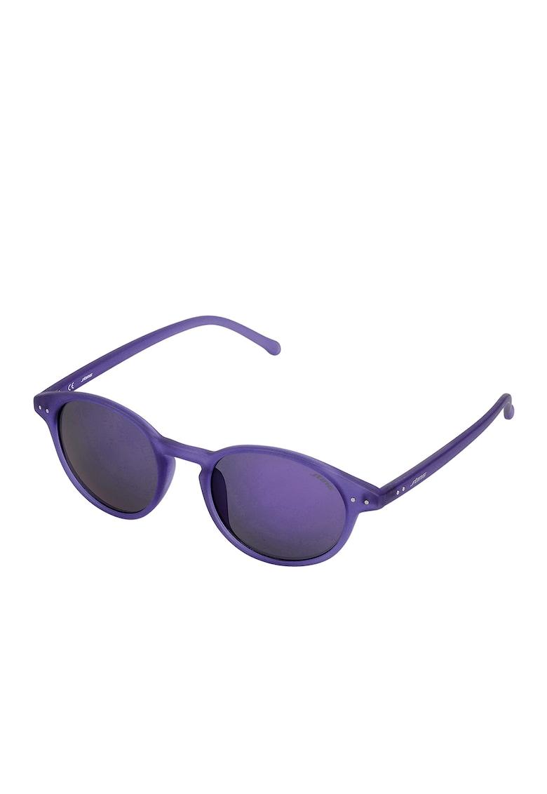 Ochelari de soare unisex rotunzi cu lentile uni imagine fashiondays.ro STING
