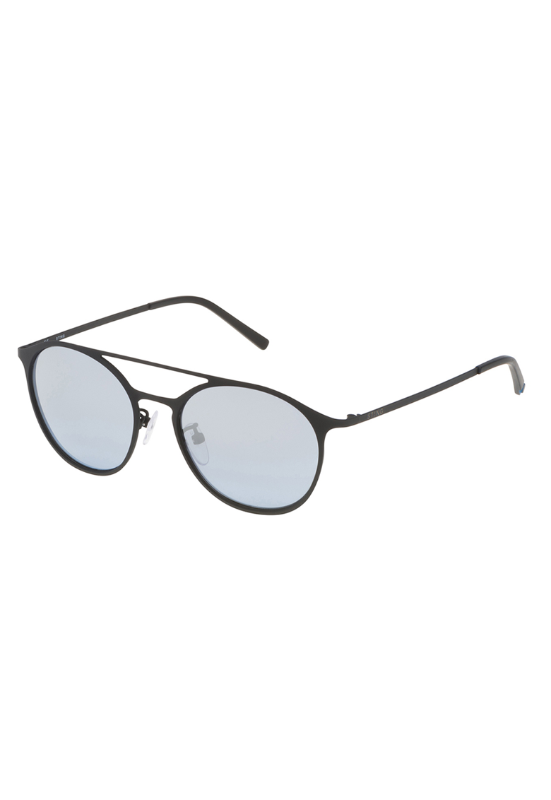 Ochelari de soare unisex aviator cu lentile uni imagine fashiondays.ro STING