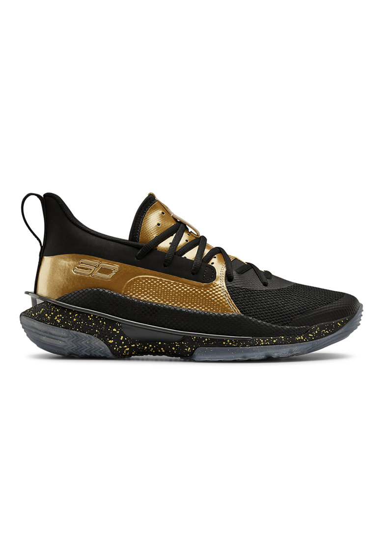 Pantofi cu talpa striata pentru baschet Curry 7