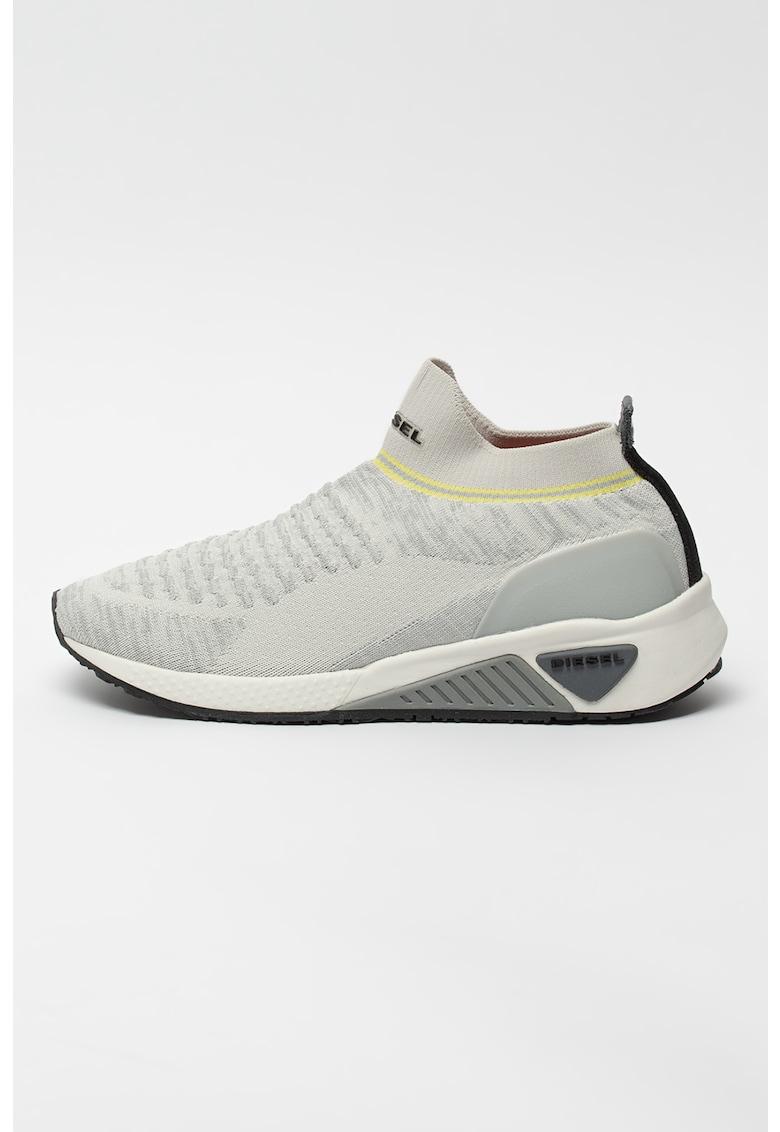 Pantofi sport slip-on de plasa - cu aspect tricotat S-KB Athl Sock II