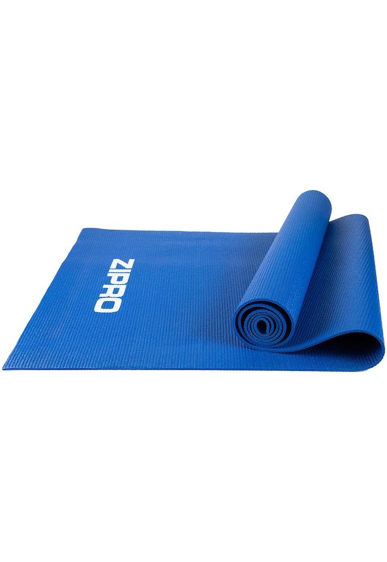 Saltea fitness/yoga/pilates 173 x 61 x 0.4 cm - PVC - albastru