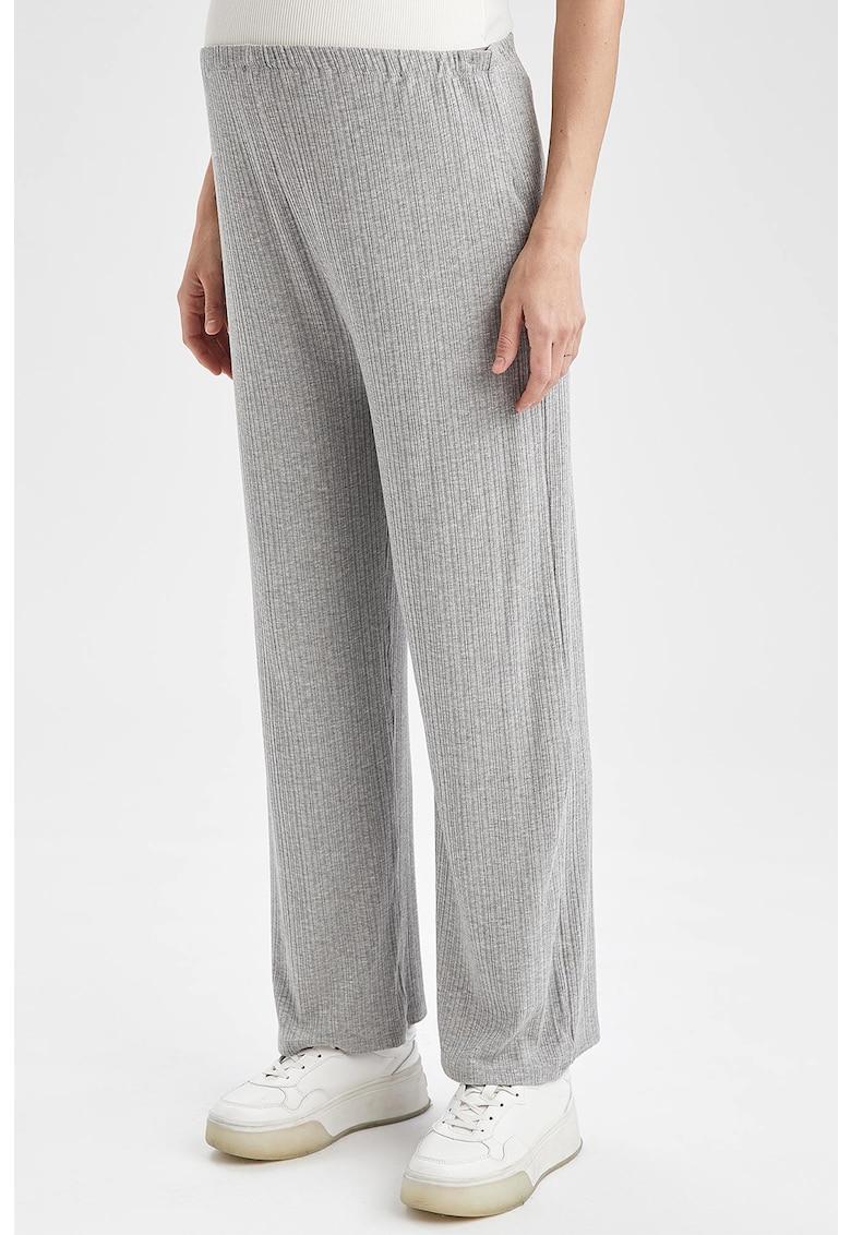 Pantaloni regular fit - pentru gravide