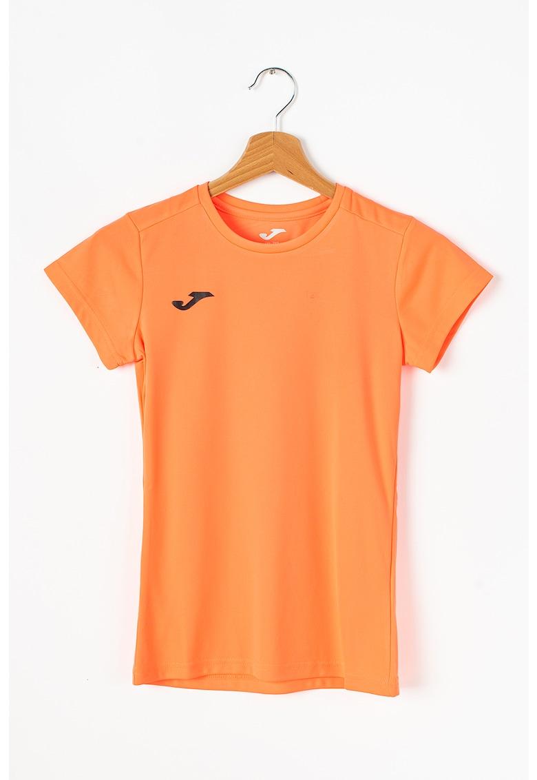 Tricou cu logo - pentru fotbal Colle de la Joma