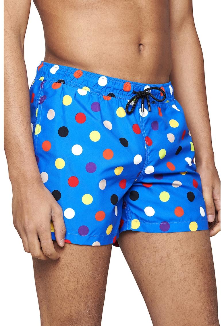 Pantaloni scurti de baie cu buline