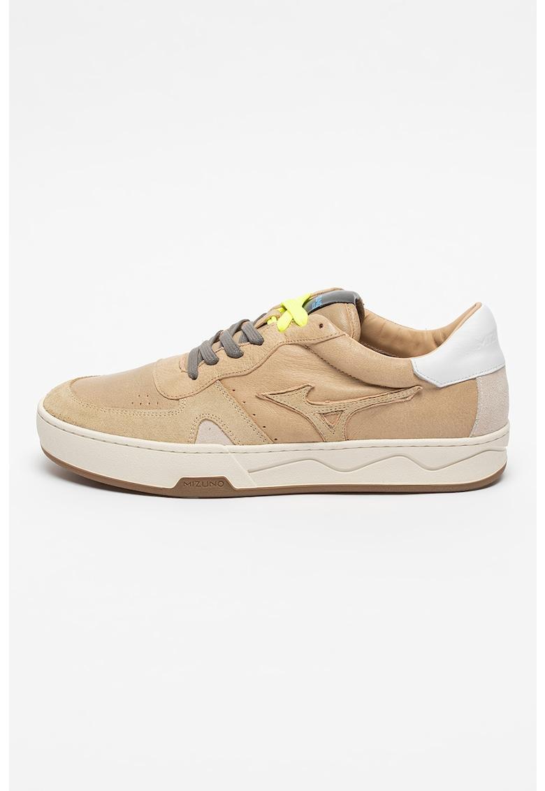 Pantofi sport cu detalii de piele intoarsa Saiph