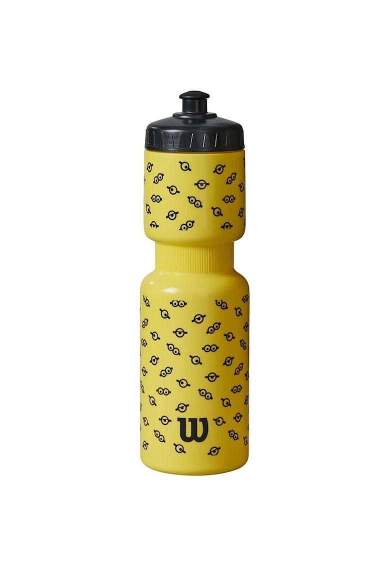 Sticla de apa  Minions - galben
