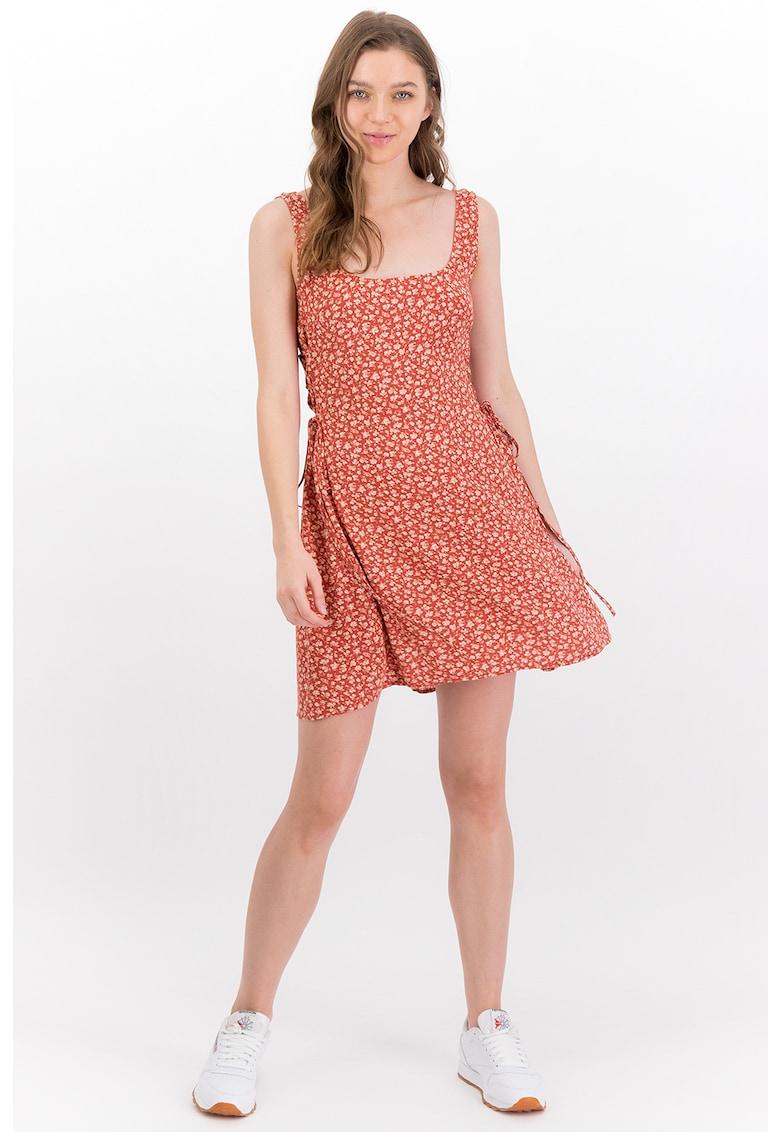 Rochie mini cu prindere laterala