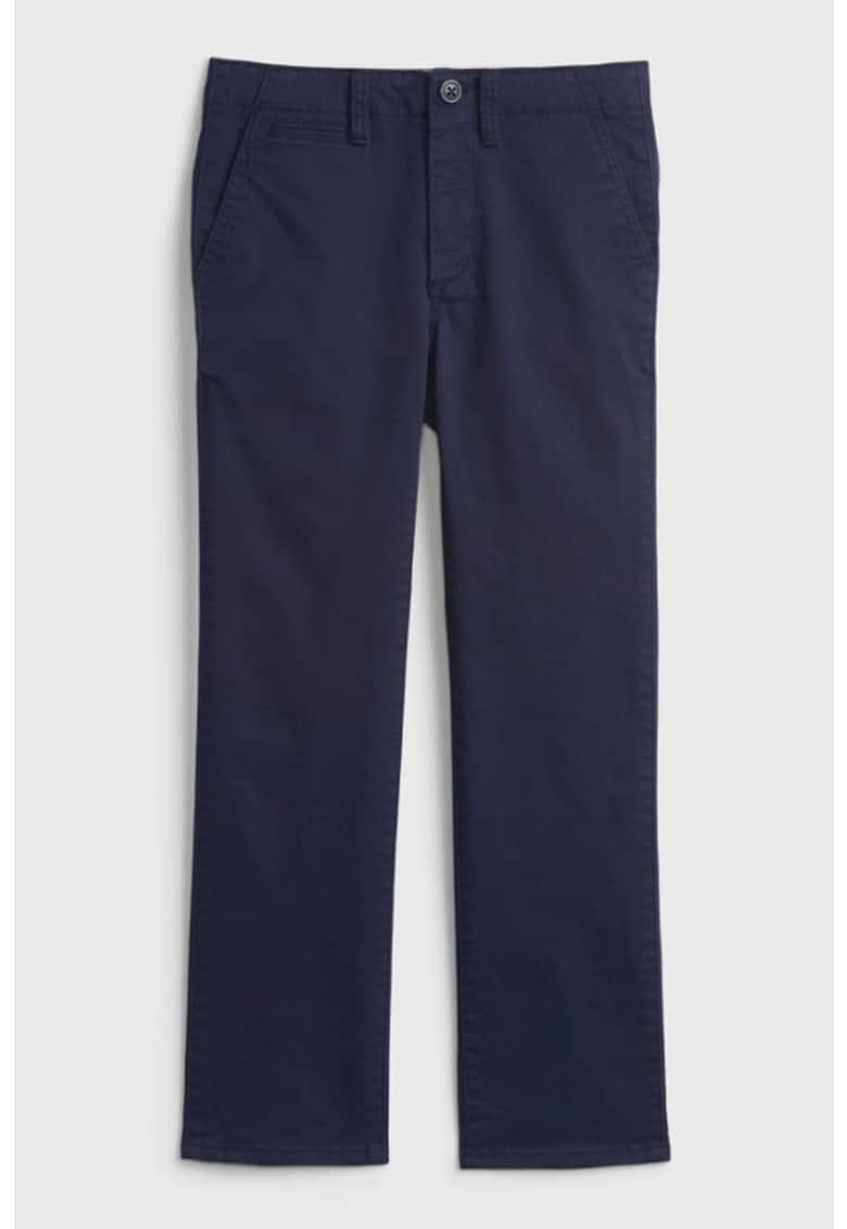 Pantaloni chino drepti