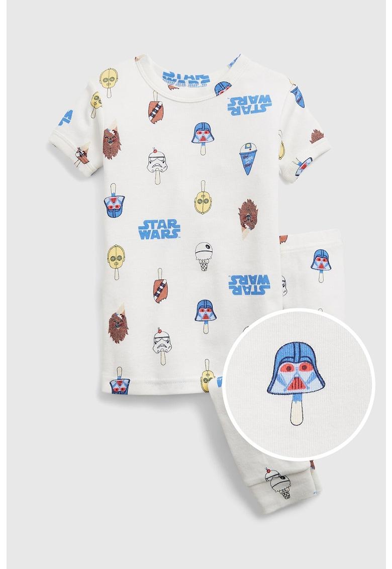 Pijama din bumbac organic Star Wars™ Ice Cream