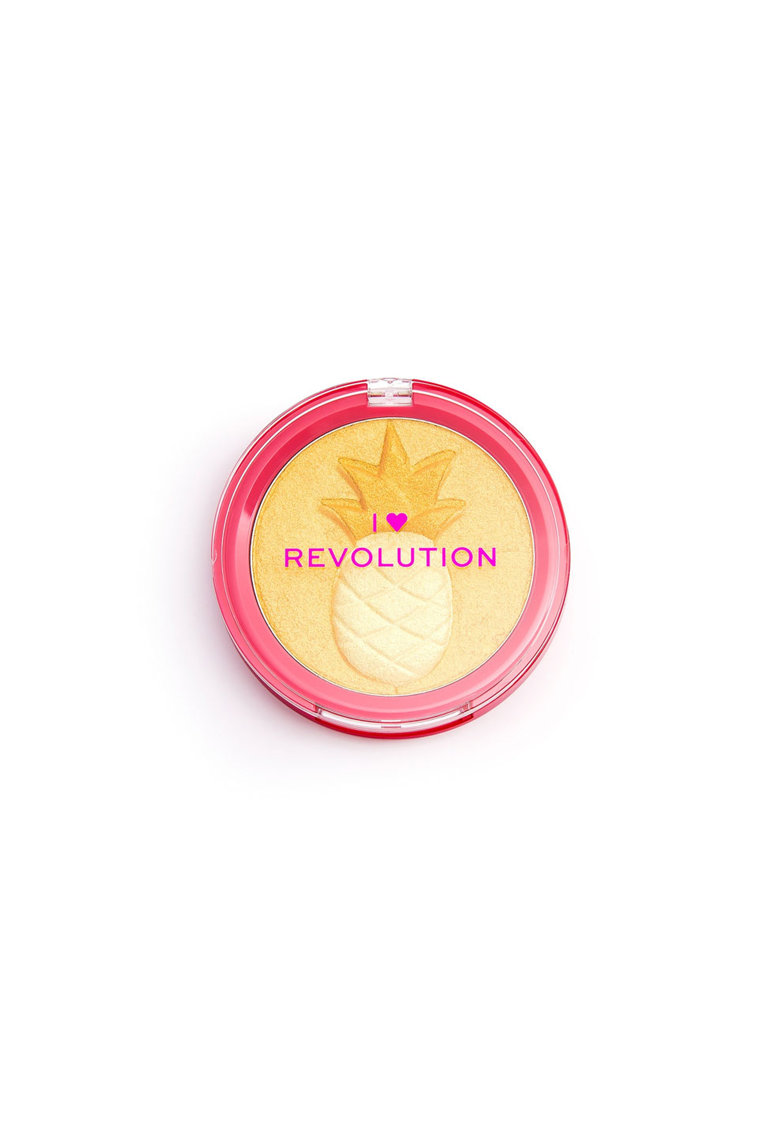 Iluminator  I Heart Fruity Pineapple - 9.1 gr de la Makeup Revolution