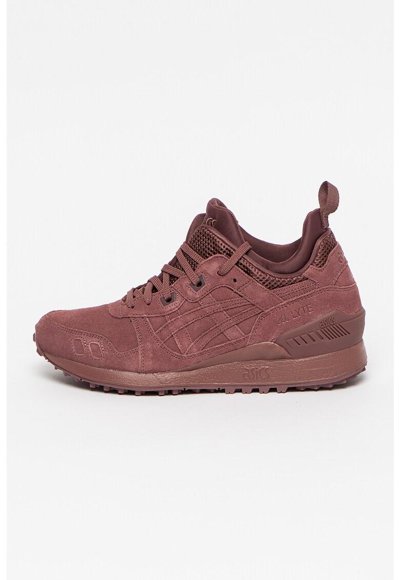 Pantofi sport mid-high de piele intoarsa Gel Lyte