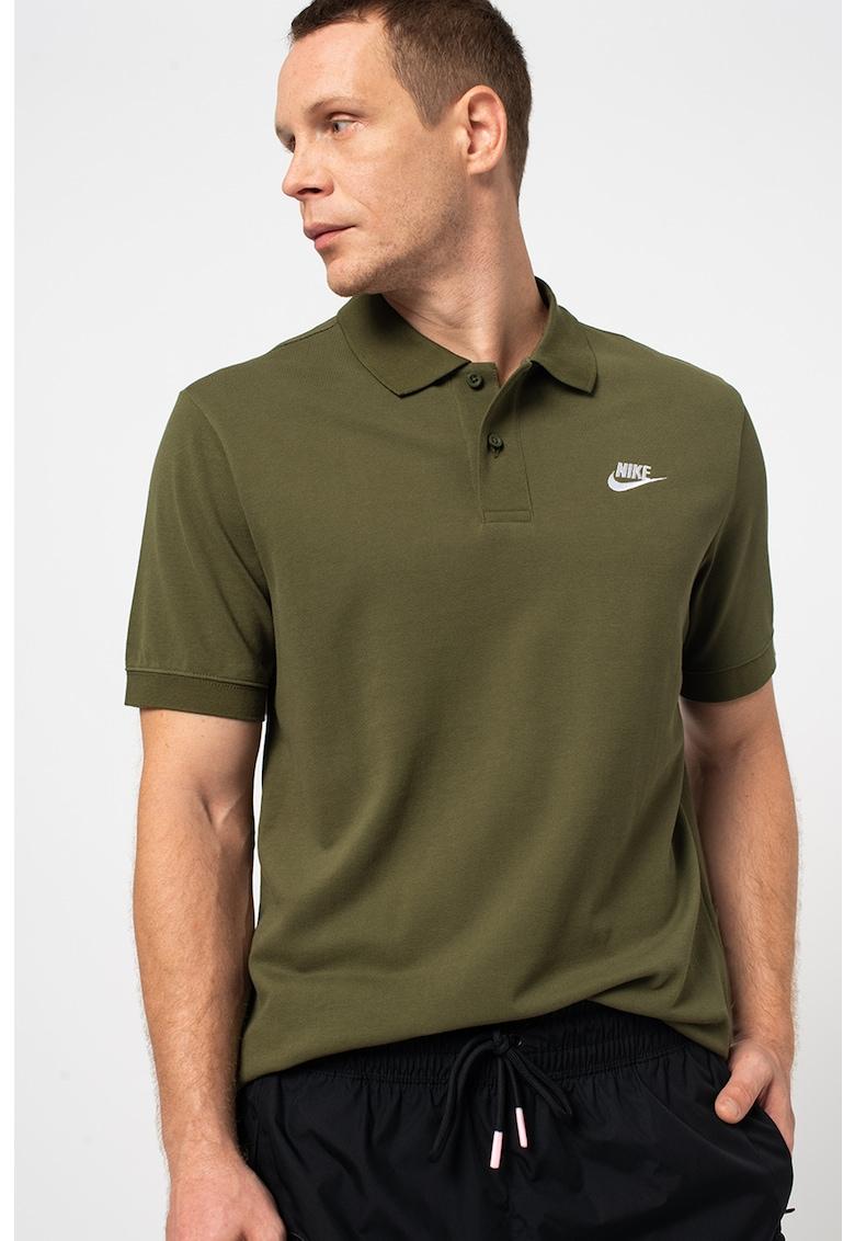 Nike Tricou polo din bumbac pique Matchup