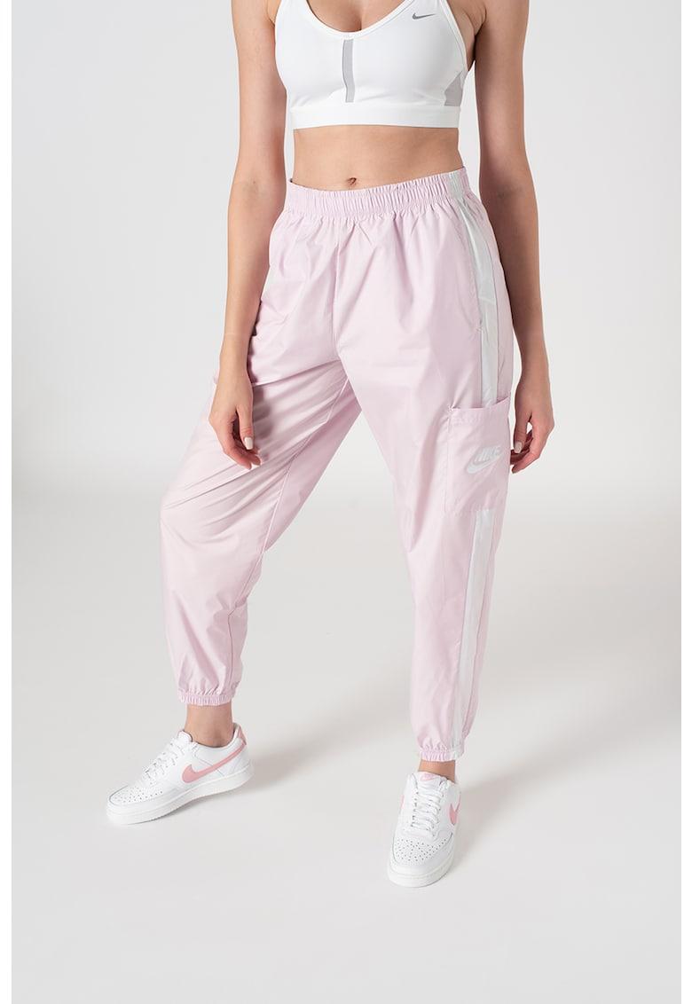 Nike Pantaloni sport cu talie inalta