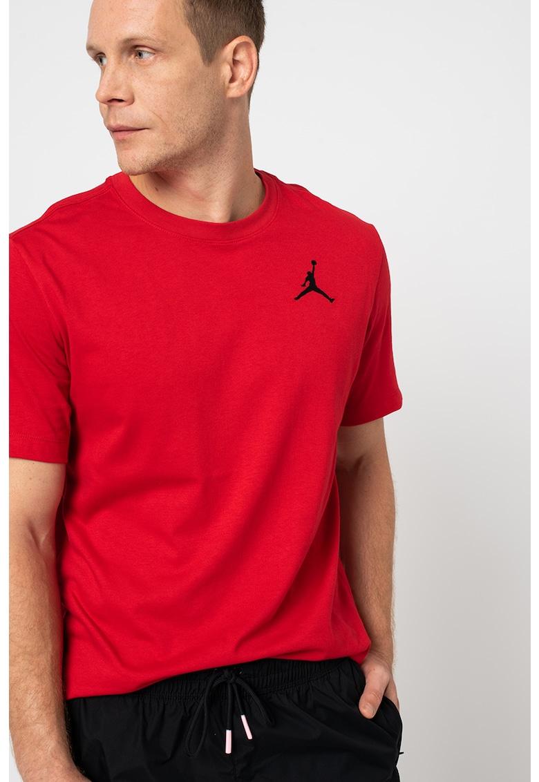 Nike Tricou cu broderie logo Jordan Jumpman