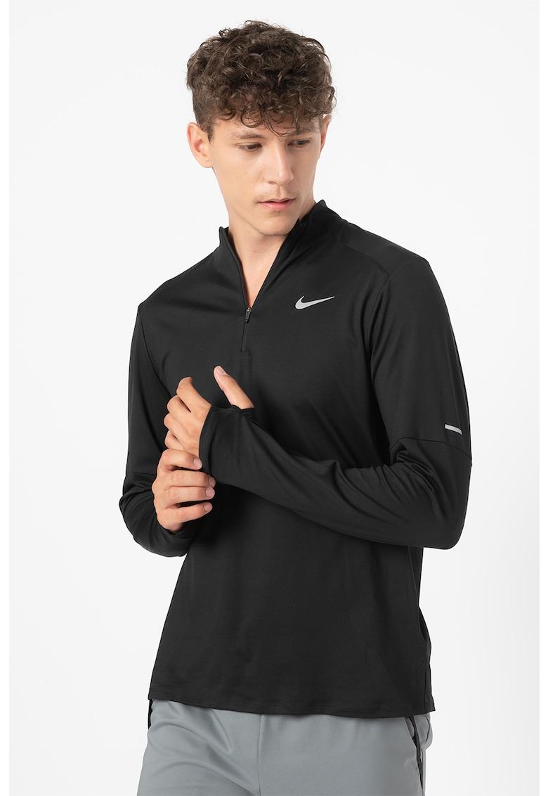 Nike Bluza cu fante pentru degetele mari pentru alergare