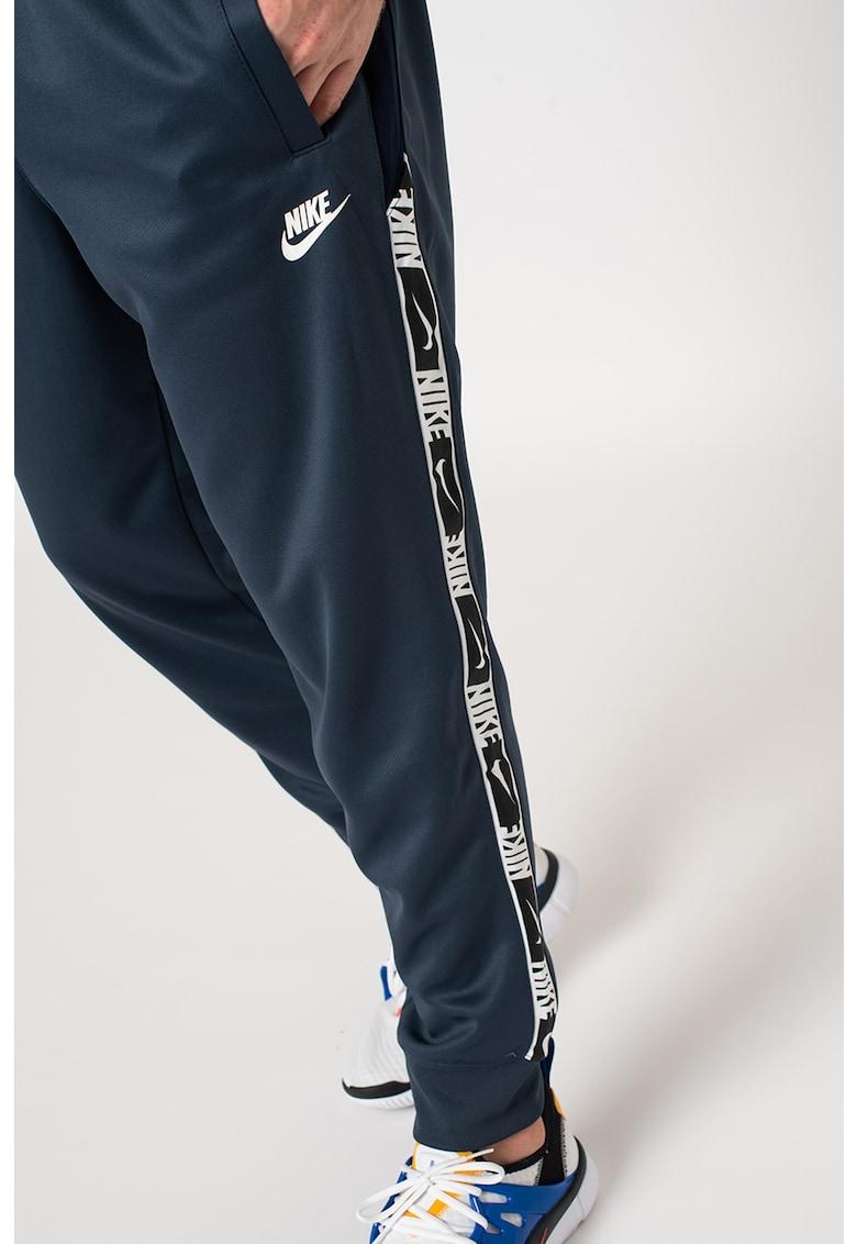 Nike Pantaloni sport cu banda logo laterala