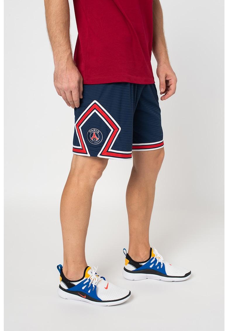 Nike Pantaloni scurti slim fit cu detaliu logo – pentru fotbal