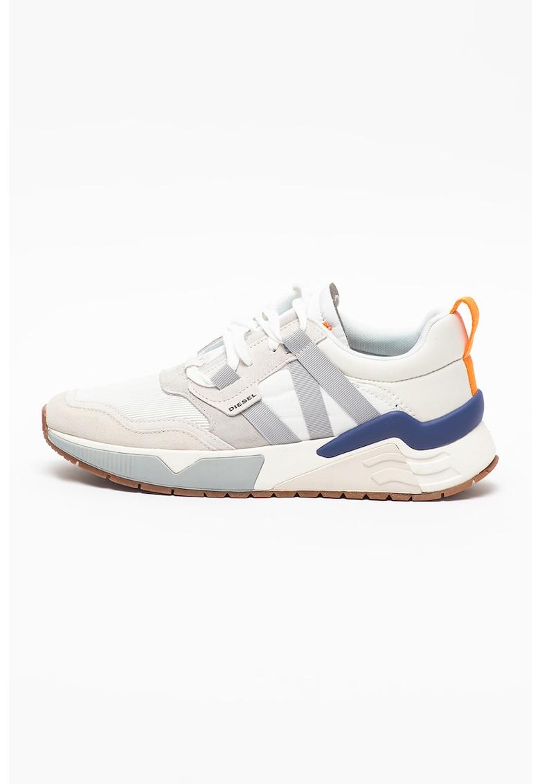 Pantofi sport cu garnituri din piele intoarsa S-Brentha