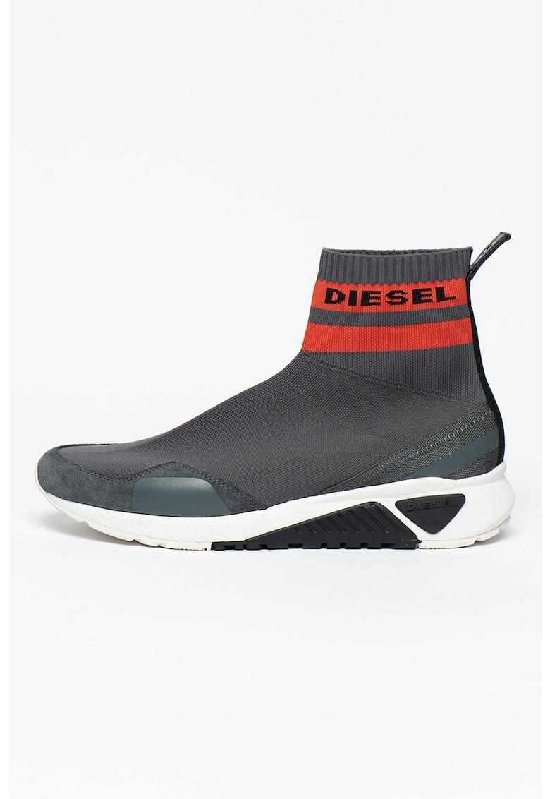 pantofi sport slip-on inalti S-KB Sock