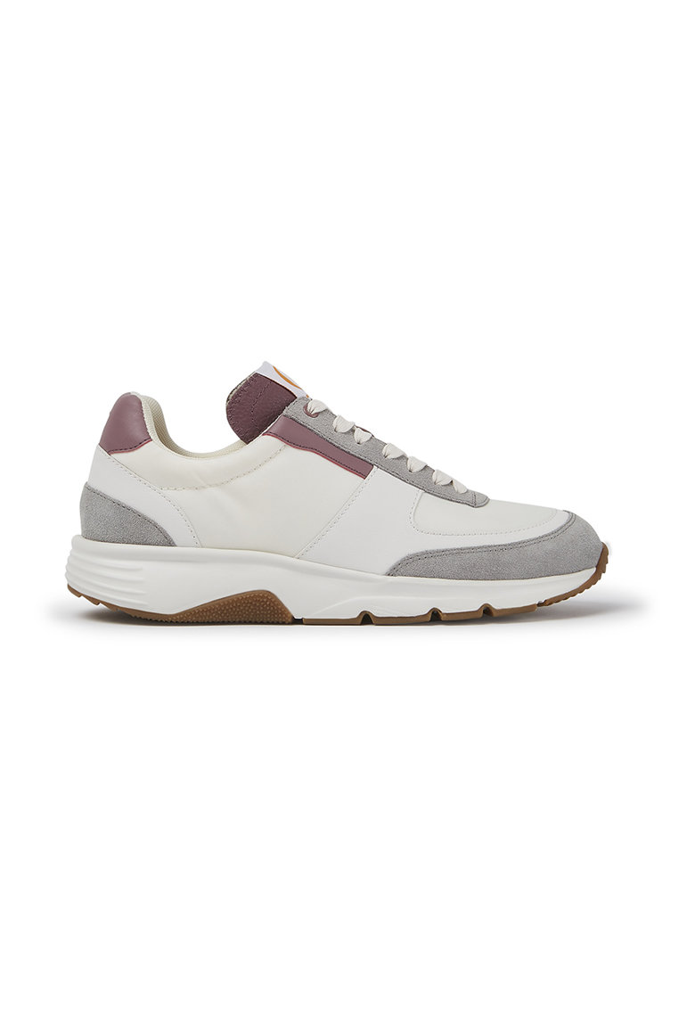 Pantofi sport low-top cu model colorblock Drift