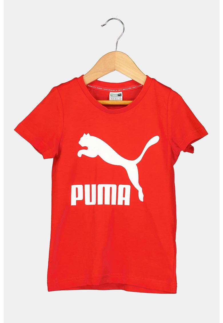 Puma Tricou cu imprimeu logo Classics