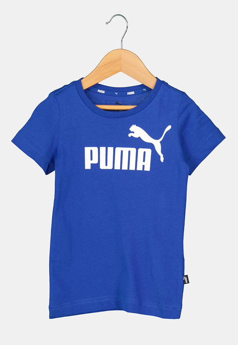 Puma Tricou cu imprimeu logo Essentials