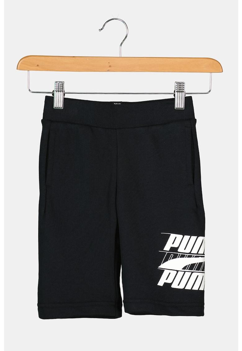 Puma Pantaloni scurti cu imprimeu logo