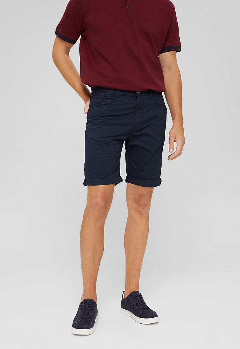 Pantaloni scurti de bumbac organic