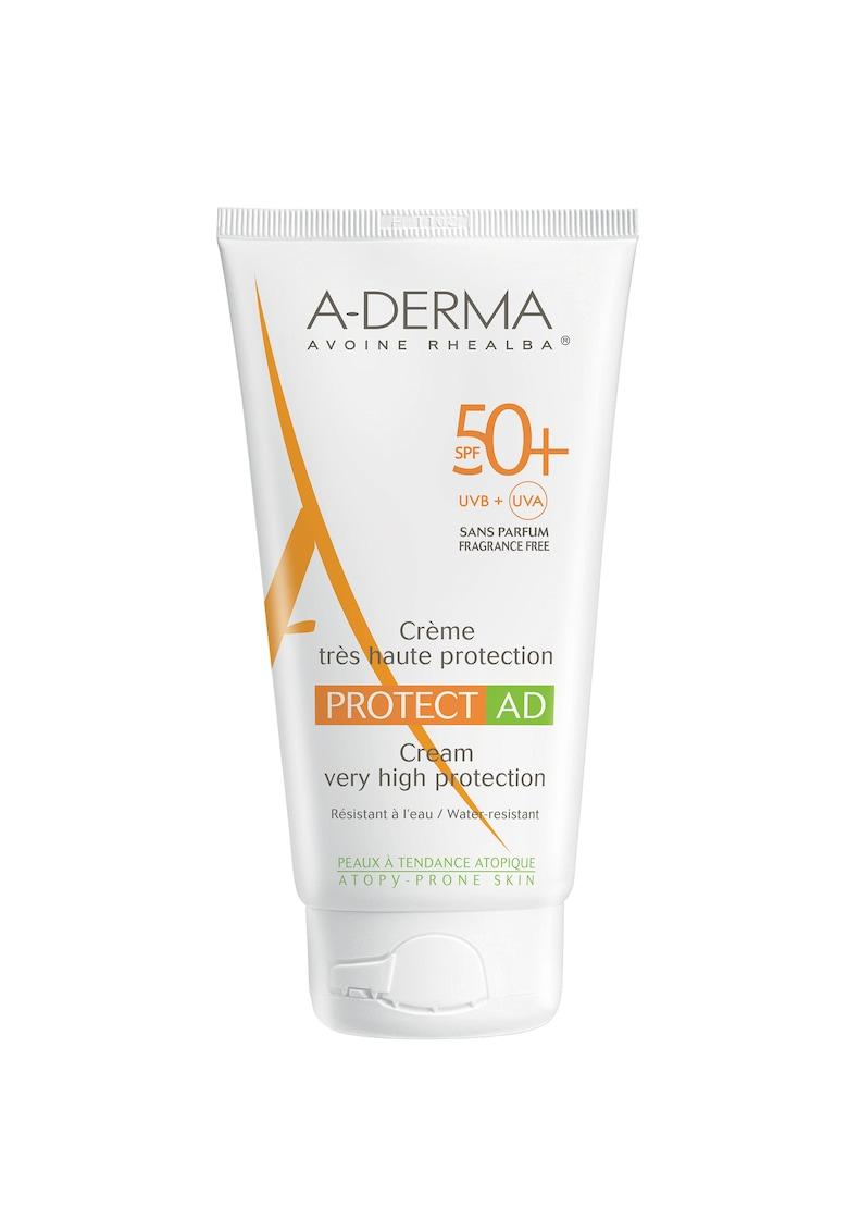 Crema cu protectie solara  Protect AD SPF 50+ pentru piele atopica - 150 ml
