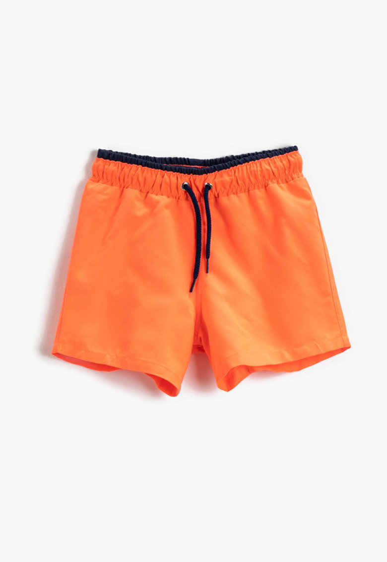 Pantaloni scurti de baie cu talie ajustabila de la KOTON