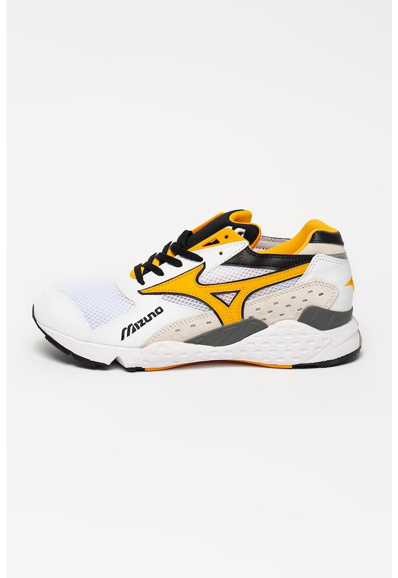 Pantofi sport unisex cu model colorblock Mondo Control