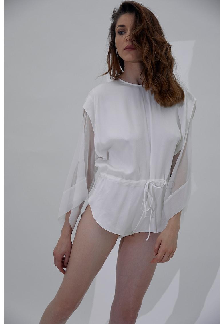 SOLLUNA Salopeta de pijama cu maneci din plasa Sleepwalker