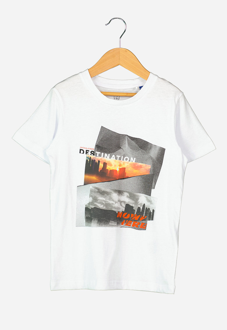 Tricou cu imprimeu Urban City de la JackJones