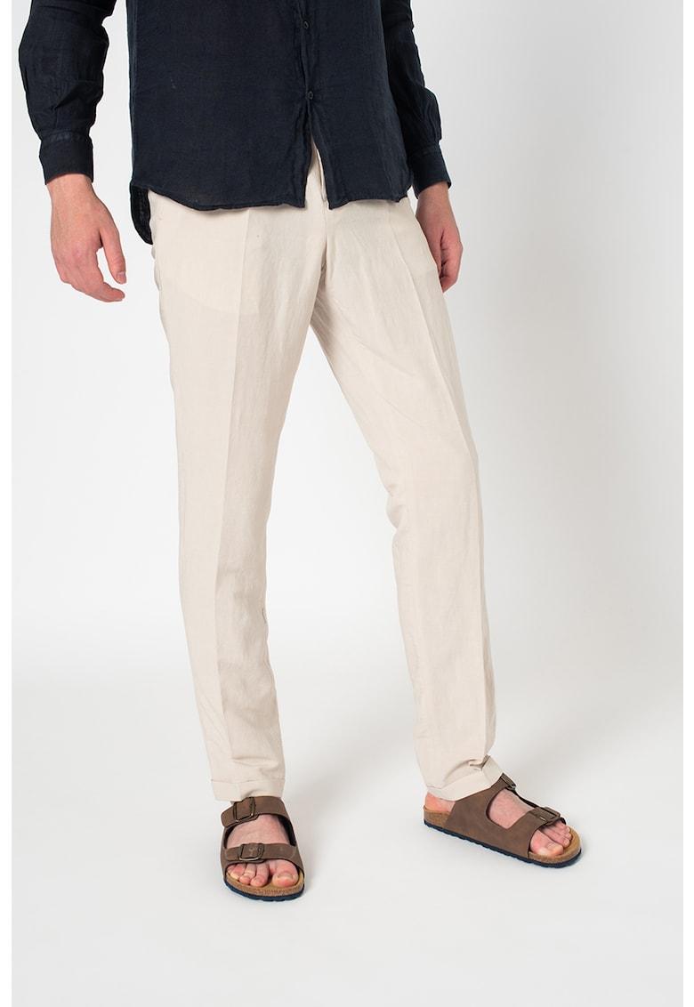 Liu Jo Pantaloni din amestec de in