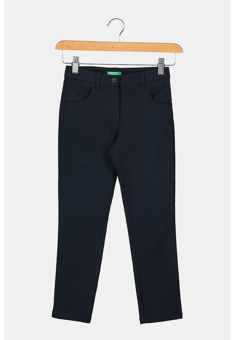 Pantaloni eleganti cu maneci medii