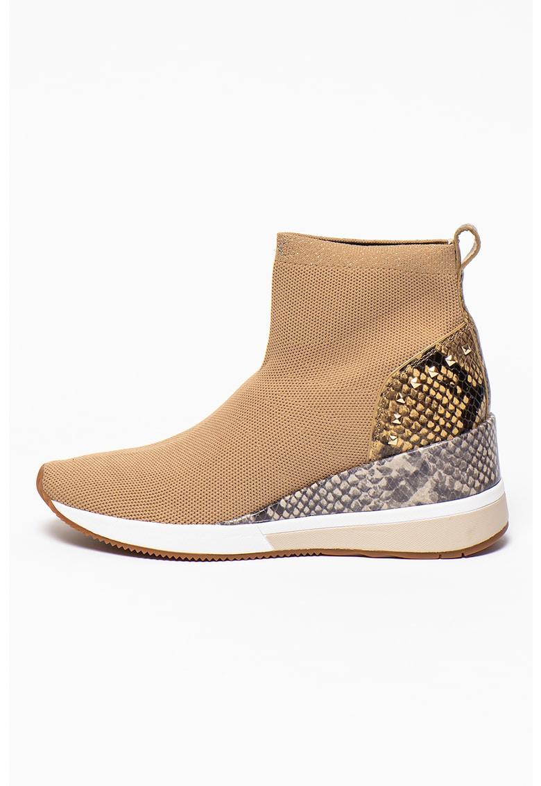 Pantofi sport mid-high slip-on Skyler