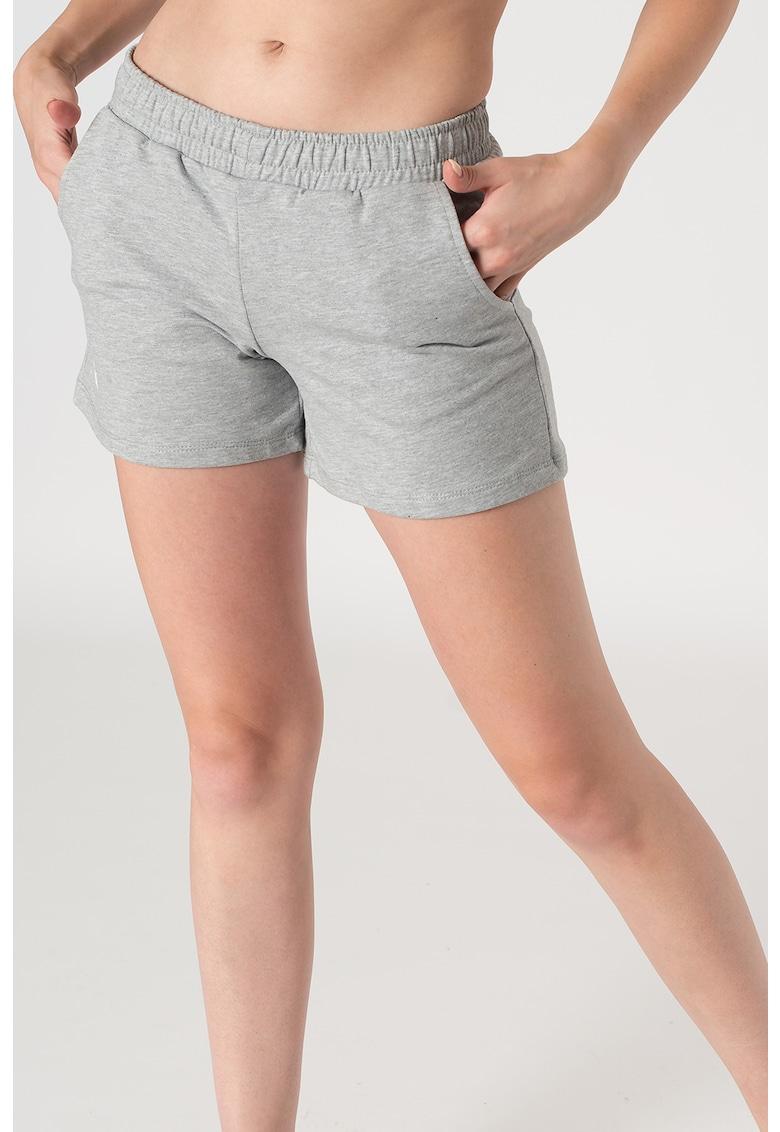 PeakSport Pantaloni scurti de jerseu cu logo