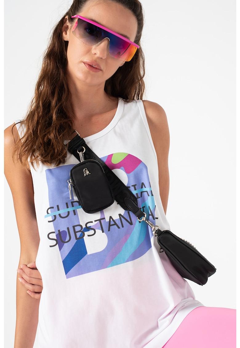 Fashion Days Top unisex de bumbac organic