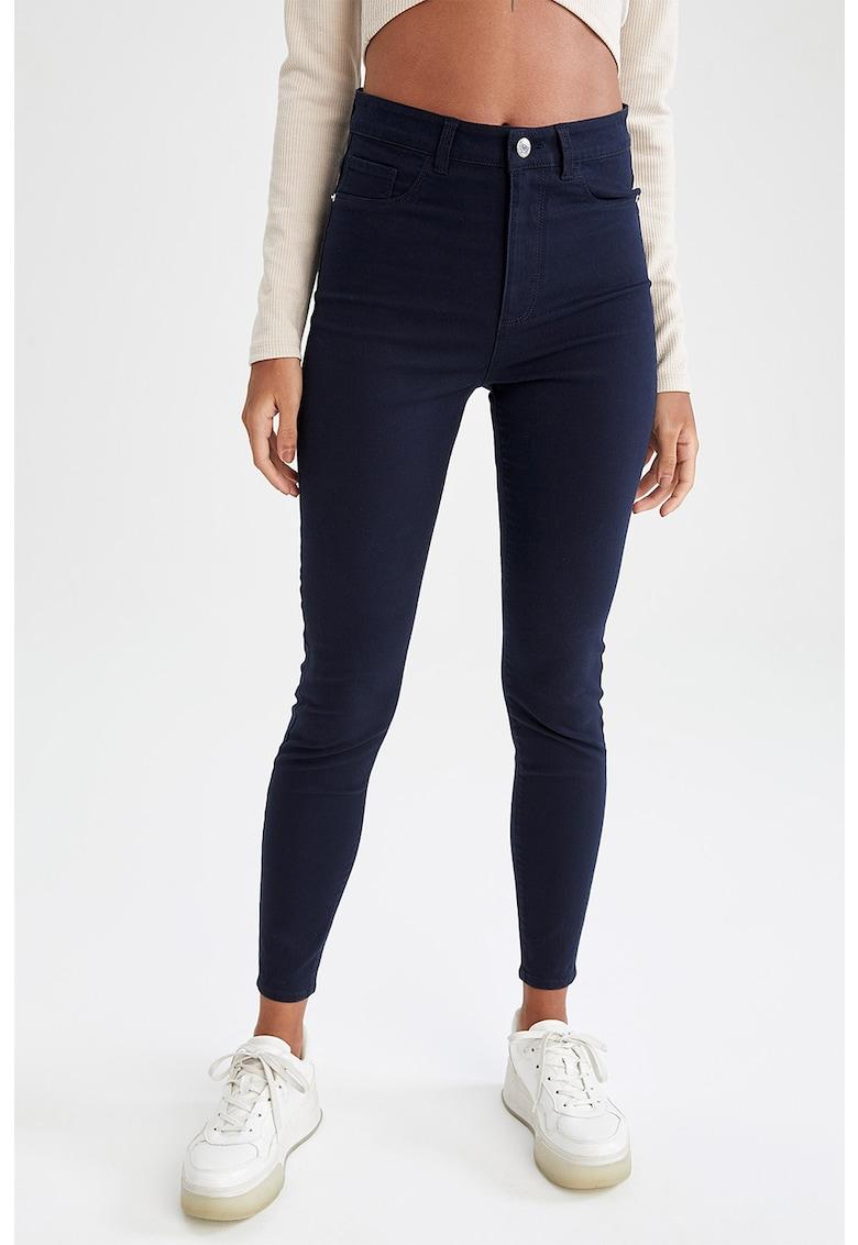 DeFacto Pantaloni crop super skinny