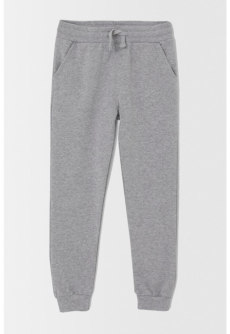 DeFacto Pantaloni sport conici cu snur
