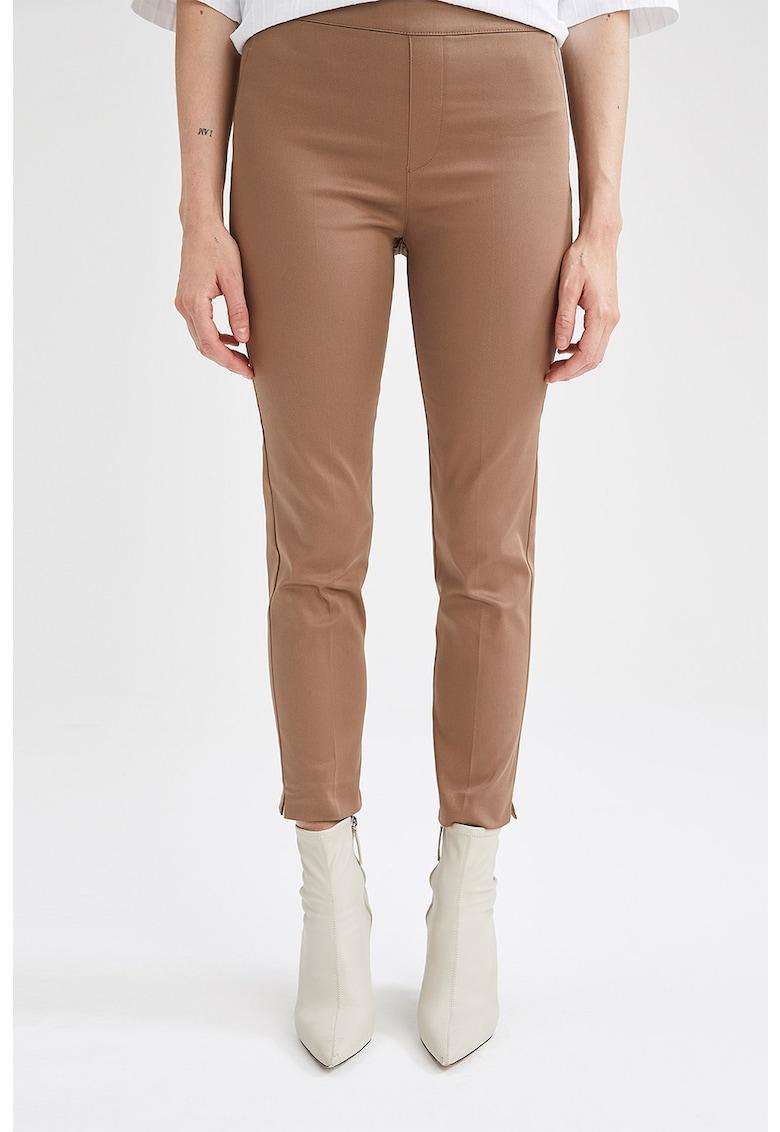 DeFacto Pantaloni crop chino slim fit Valentina