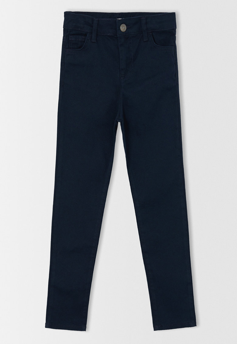 DeFacto Pantaloni slim fit cu 5 buzunare