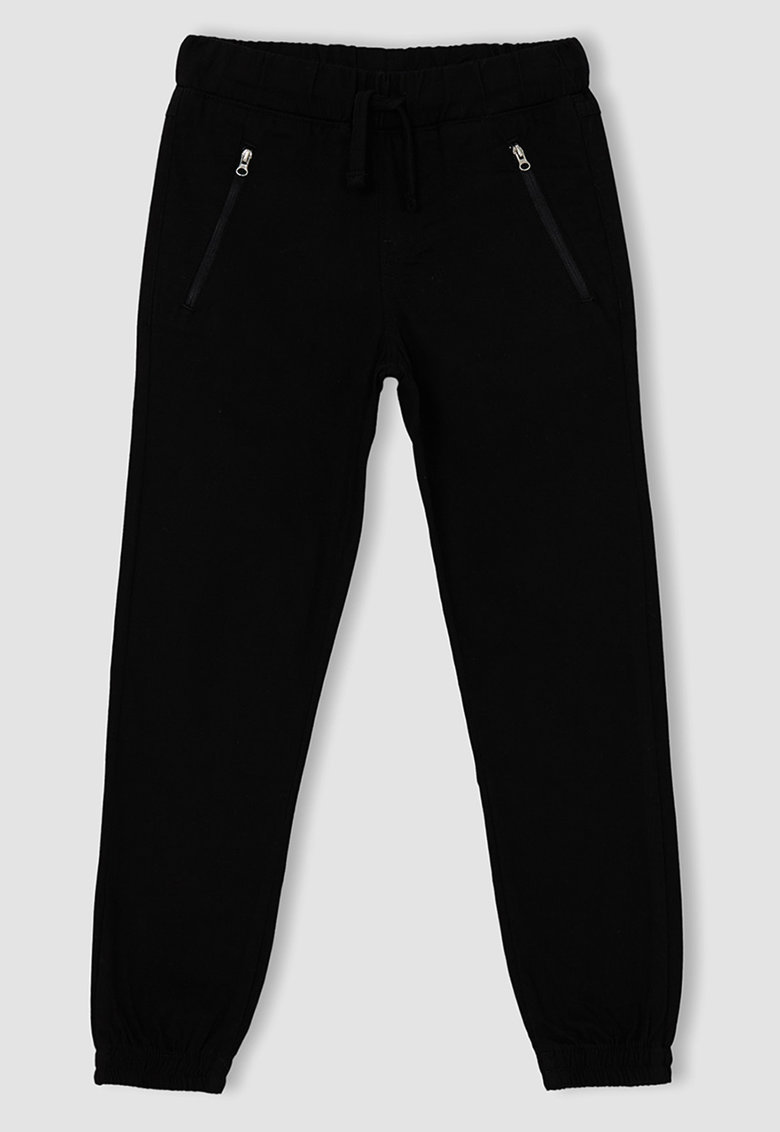 DeFacto Pantaloni lungi cu snur