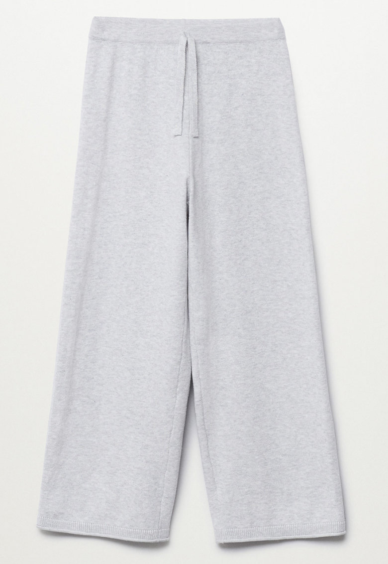 Mango Pantaloni cu talie elastica Jon